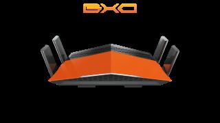 Wireless AC1900 Dualband Gigabit Cloud Router EXO