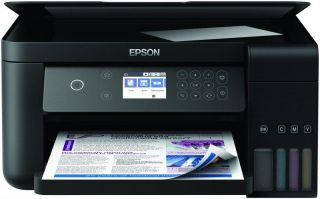 Multifunctional Inkjet Device EPSON L6160, Print, scan and copy