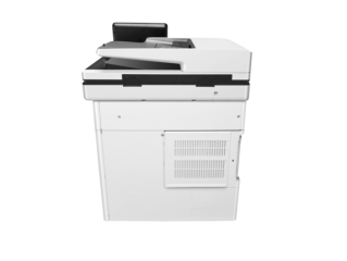 Принтер HP Color LaserJet Enterprise MFP M577dn