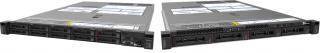 ThinkSystem SR630, Xeon Silver 4110 (8C 2.1GHz 11MB Cache/85W) 16GB (1x16GB, 2Rx8 RDIMM), O/B, 930-8i, 1x750W, XCC Enterprise, Tooless Rails, Front VGA, 3 Year Warranty