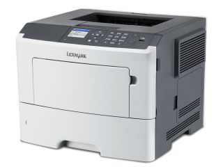 Special price for stock! Mono Laser Printer Lexmark MS610dn Duplex; A4;A4; 1200 x 1200 dpi; 47 ppm; 256 MB; capacity: 650 sheets; USB; Gigabit LAN; 2.4'' colour LCD