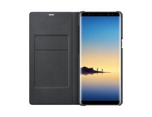 Samsung Galaxy Note 8, LED View Cover, Black