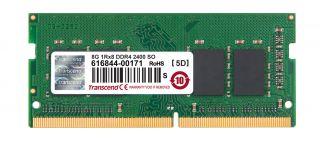 Памет Transcend 8GB DDR4, 2400 (1 x 8GB) 260 SO-DIMM  1.2 V, 17-17-17 1Rx8